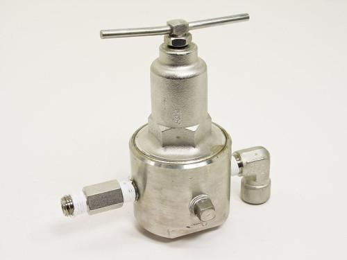 Cashco  3211  stainless steel pressure regulator