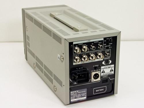 "Sony PVM-5041Q  5"" Trinitron Color Video Monitor w/ 4 3 - 16 9 Under Scan Switch"