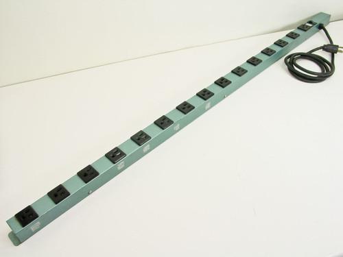 SL Waber Electric UL7415 - 6  Multiple Outlet Strip - 15A, 125V, 60Hz, 15 Outlet