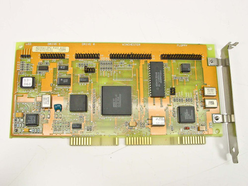 Western Digital 61-600192-02 AD2  MFM Fdd Hdd Controller WD1006V-MM2 F002 A&D2