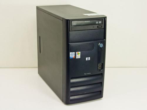 HP PX836AA  HP/Compaq dX2000 M P4 2.8GHz, DVD-RW