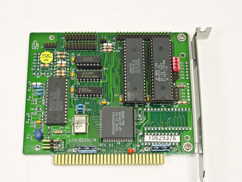 Longshine LCS 6210D  ISA 8-Bit PC XT AT Disk Controller