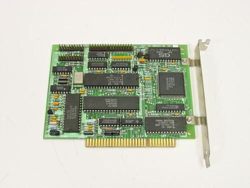 Western Digital 60-000156-02 Rev XO  8BIT ISA MFM HARD DISK CONTROLLER