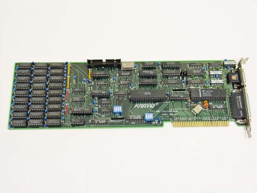 Kaypro  81-916 Rev D   Serial Card