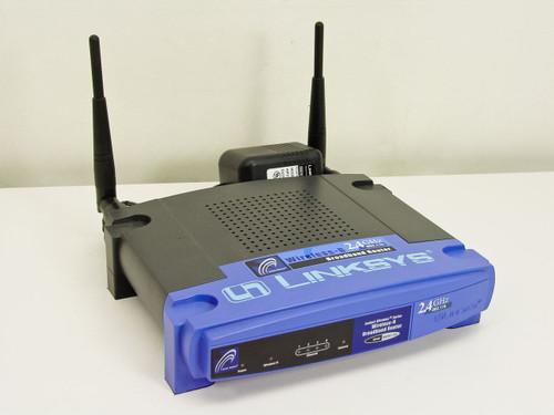 Linksys BEFW11S4  Wireless - B 2.4GHz DSL Broadband Router