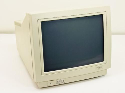 DEC VT520-C6  Terminal - No Base - Light Screen Burn