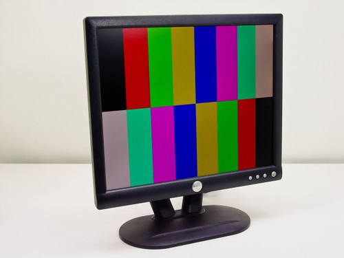 "Dell E173FPf  17"" LCD Flat Panel Monitor D5428"