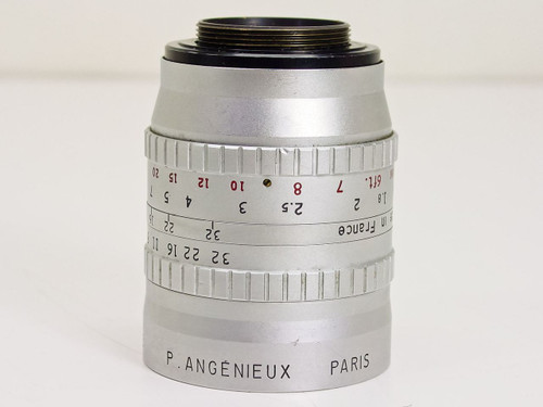 P. Angenieux Paris Type 3   75mm / 2.5 C-Mount Lens
