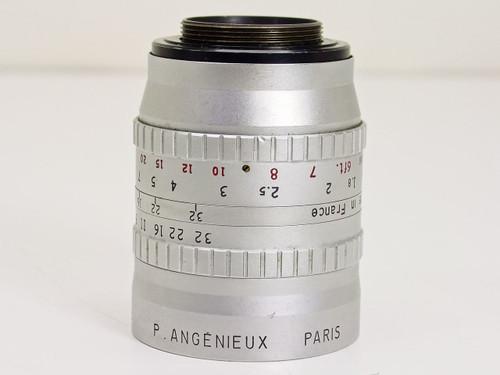 P. Angenieux Paris Type 3   75mm / 2.5 C-Mount Lens