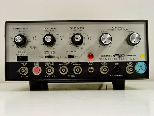 Systron Donner 100A  Pulse Generator