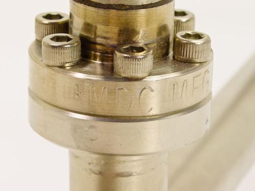 MDC Conflat  Vacuum Manifold w/ ceramic spacers