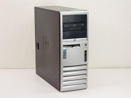HP D530c  Intel P4 2.8Ghz, 512MB RAM, 80GB HDD, Tower PC