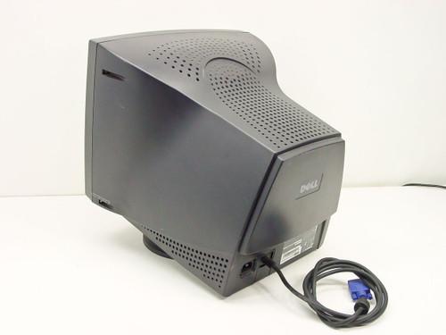 """Dell E551  15"""" SVGA Monitor Black"""