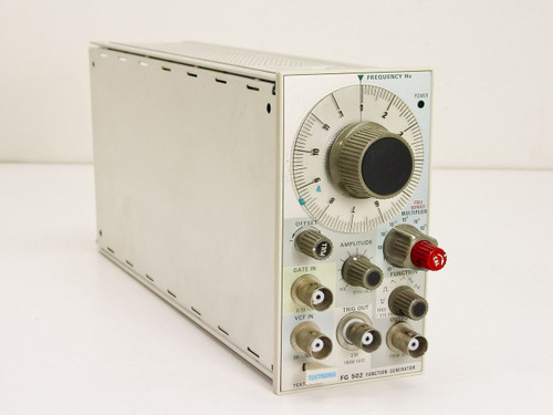 Tektronix FG 502  Function Generator As-Is