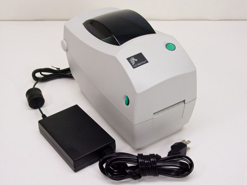 Zebra  TLP 2824 Plus   Thermal Label Printer As-Is