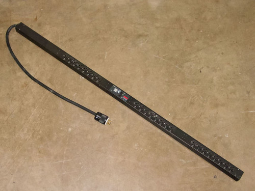 APC AP7960  24 Outlet Metered Rackmount PDU 208V