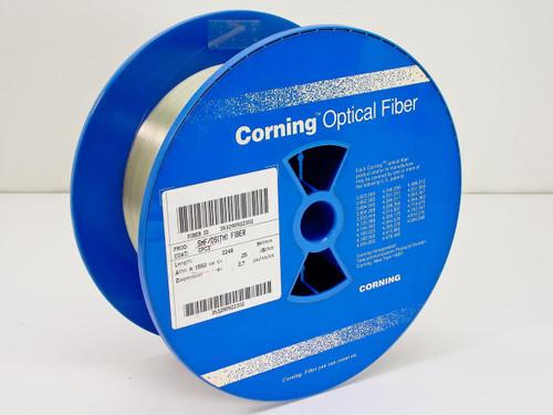 Corning  SMF DS TM   Optical Fiber Line Coat CPC3 Attn 1550 nm .25dbB km, Dispersion 2.7 ps nm.km