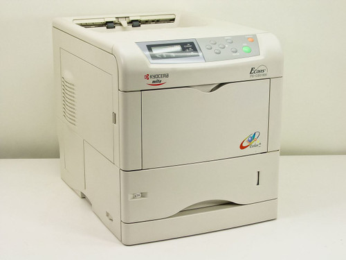 Kyocera FS-C5016N  Ecosys Color Laser Printer USB Ethernet