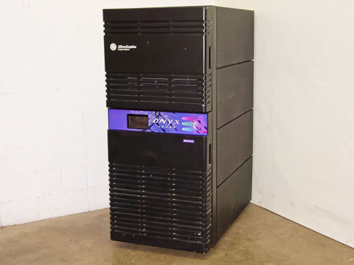 Silicon Graphics Onyx 10000 Server  InfiniteReality Server Rack Chassis - Rare Collect