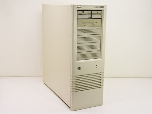 HP RS/20C  Vectra Tower Computer - As Is for Parts