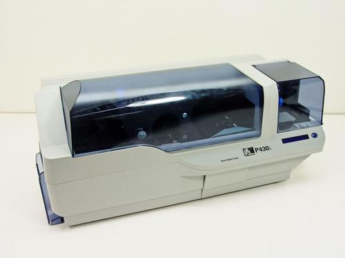 Zebra  P430I-0000A-IDO  P430i Card Color ID USB Printer