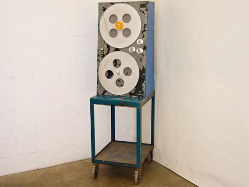 "Minarik 17""  Reel to Reel Film Rewinder Bodine Motors"