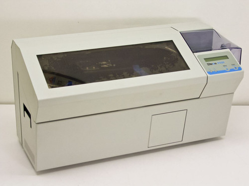 Zebra  P420-CE  Eltron Dual-Sided Edge-to-Edge Color Plastic ID Card Printer