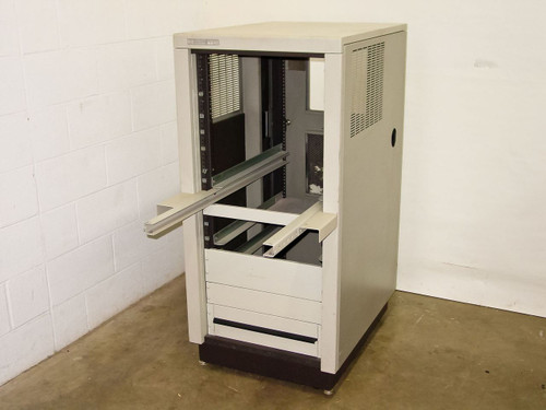HP 8510  Network Analyzer Chassis on wheels