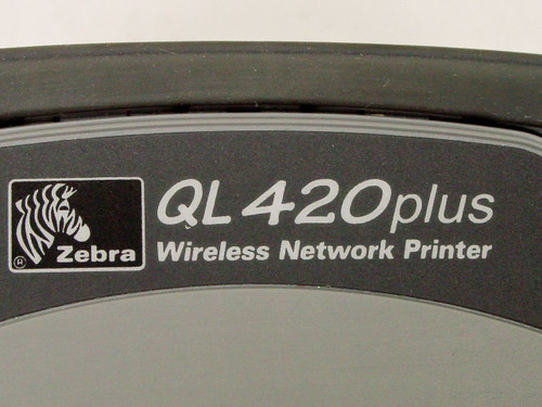 Zebra Q4D-LUKA0000-00  QL420 Plus Thermal Label Printer
