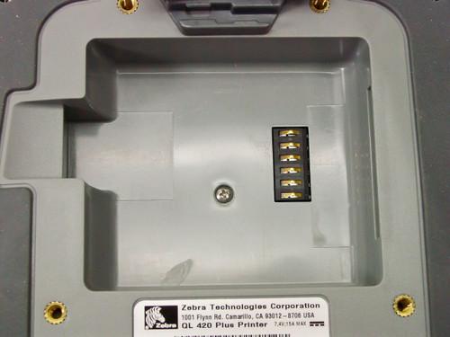 Zebra Q4C-MUNA0000-00  QL420 Plus Thermal Label Printer