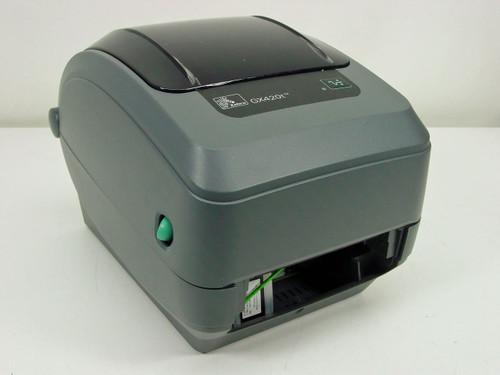 Zebra GX42-100316P050  GX420t Thermal Label Printer