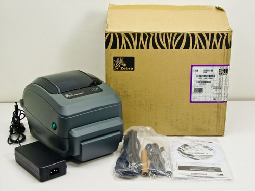 Zebra GX42-100312P050  GX420t Thermal label printer
