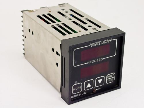 Watlow 942A-2FA0-A000  Digital Process Controller - Series 942