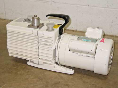 Trivac D16AC  PFPE Oxygen Service Vacuum Pump