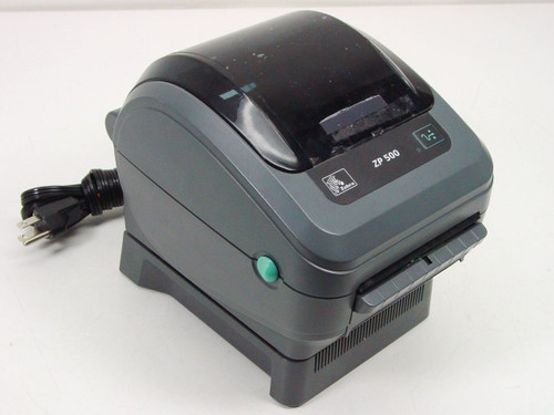 Zebra  120740-001  ZP 500 Label Printer