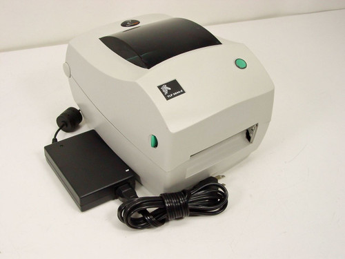 Zebra 384Z-10400-0001  TLP 3844-Z Netork Label Printer USB Ethernet