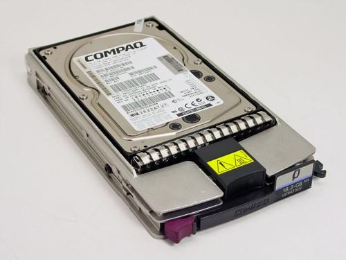 Compaq 180726-001  18.2GB Wide ULTRA3 SCSI 15K RPM Hot Plug