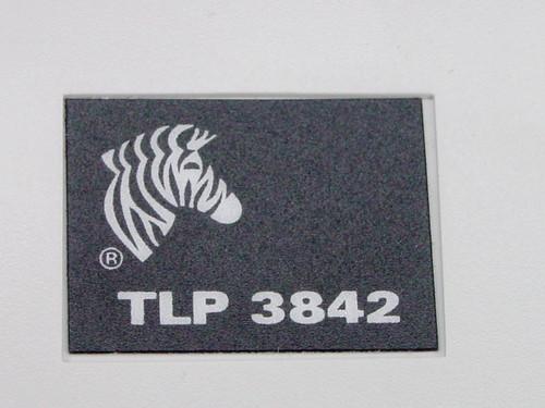 Zebra  120734-006  TLP 3842 Label Printer