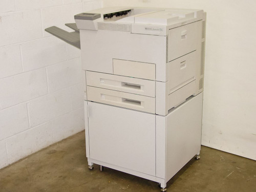 HP 5Si MX (C3167A)  LaserJet Printer with HP Jetdirect