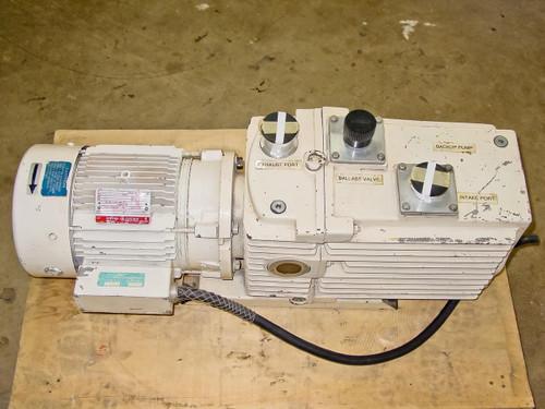 Trivac D60AC  Large Vacuum Pump 208VAC ~ 2HP / 3PH