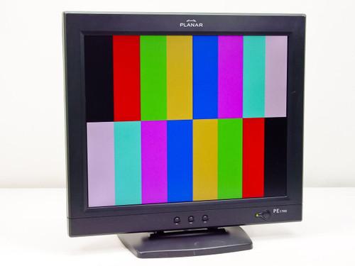 "Planar  PE1700-BK  17"" LCD Monitor-no AC Adapter"
