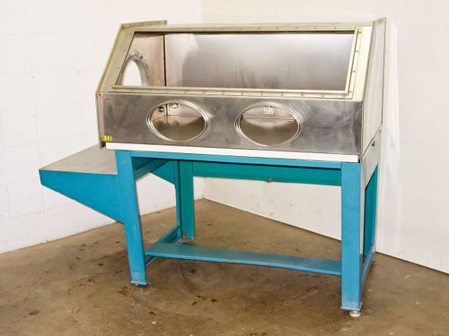 SSEC Glove Box  Stainless Steel Bio Hood with Stand