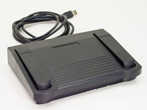 P.I. Engineering  XF-10-US  X-keys USB Foot Pedal PC or Mac