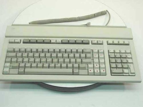 HP 2392/4 Terminal Keyboard MISSING 3 KEYS (46011A)