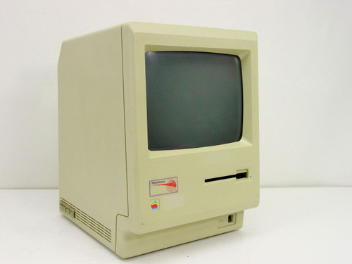 Apple M0001  Macintosh - S/N F4133QP ~ AS IS