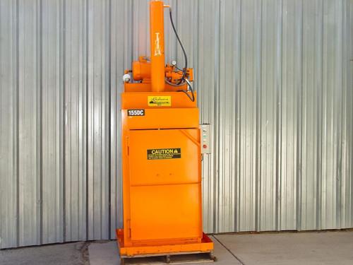 Sahara 155DC  Benko Hydraulic Drum Crusher / Compactor 208-480 V