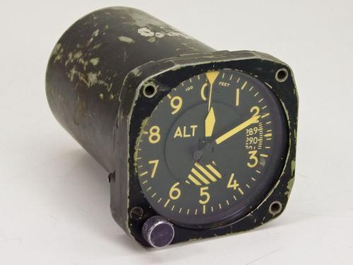 Kollsman Instrument inc. USA MB-2  Altimeter. Pressure