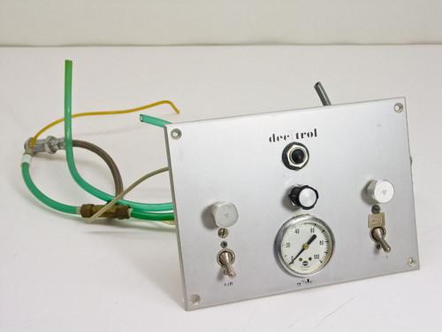 Adec Dectrol  Control Panel