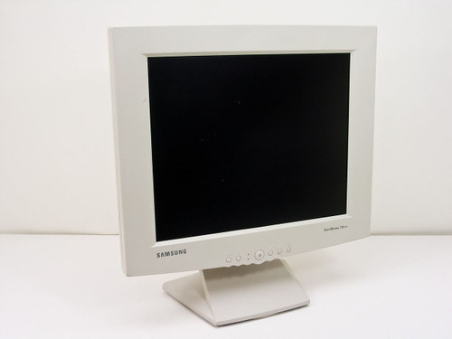 """Samsung  770TFT  17"""" LCD SyncMaster 770 TFT Color Monitor - White -"""
