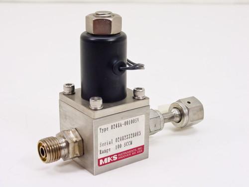 MKS 0248A-00100SV  Range 100 SCCM